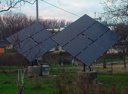 Solar Tracker 6PV