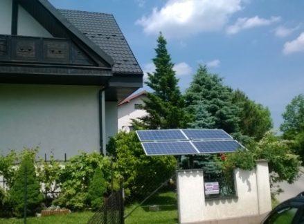 Solar Tracker DSO-1000